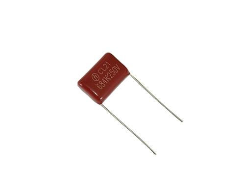 CL21聚酯膜电容